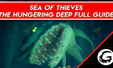 Sea of Thieves – Time-limited Even and Megalodon Guide – Get All Exclusive Items