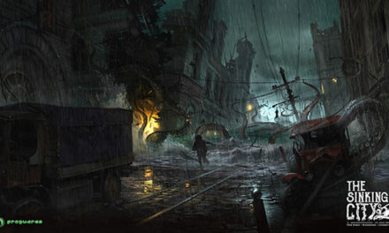 Teaser Trailer Released for Lovecraft-inspired Game, The Sinking City