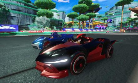 Walmart Leaks Team Sonic Racing Announcement