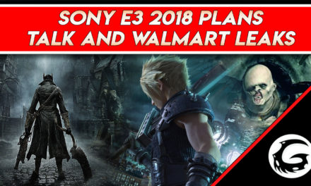 Sony E3 2018 Plans, Rage 2 Imminent Announcement and Walmart Leaks