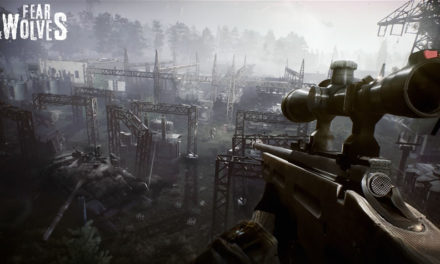 First Screenshots Revealed for Fear the Wolves