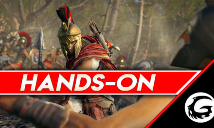 Assassin's Creed Odyssey – Hands On