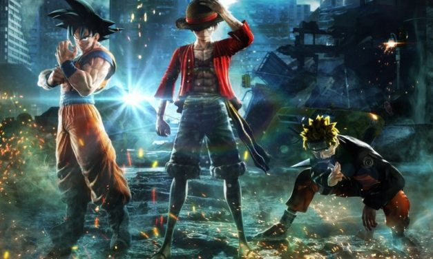 Jump Force Interview with Dmitryi Khlynin