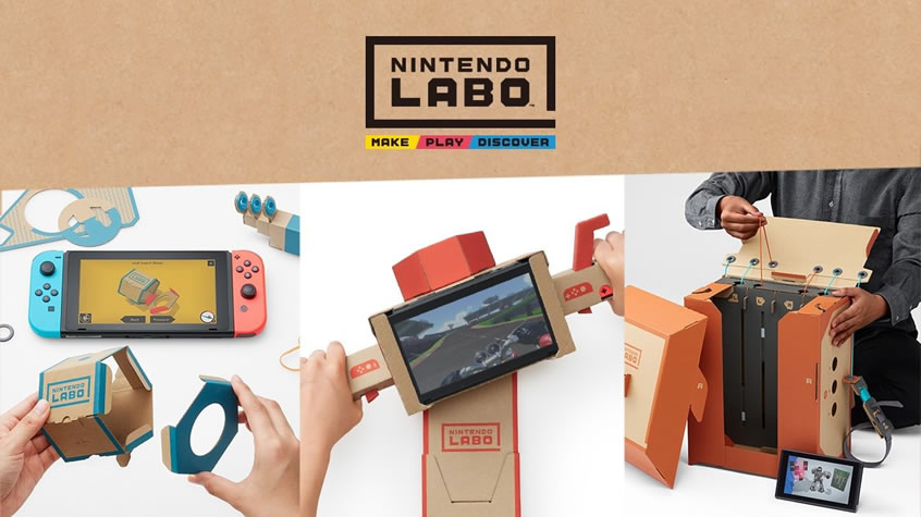 Nintendo Says Labo Support Will Continue