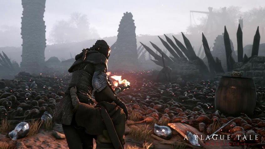 E3 2018: New Trailer of A Plague Tale: Innocence Released
