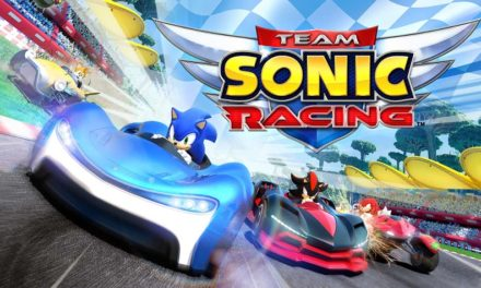Team Sonic Racing: Big The Cat, Chao And Amy Joins the Race