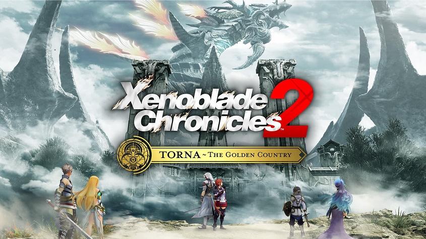 E3: 2018 Xenoblade Chronicles 2: Torna – The Golden Country DLC