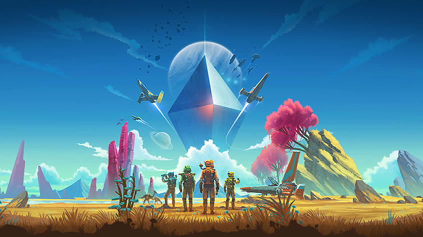 No Man's Sky '11 Things That Have Changed Since Launch' Trailer