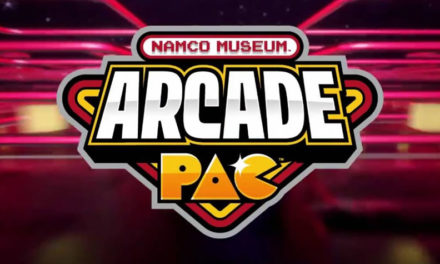 Namco Museuum Arcade Pac for the Switch Announced