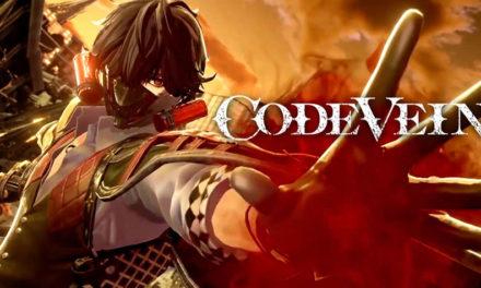 Code Vein Delayed to 2019