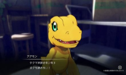 Digimon Survive Unveiled for PS4 and Nintendo Switch