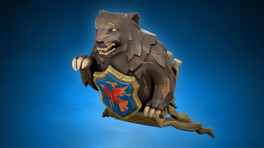 Sea of Thieves Adds a New Figurehead Celebrating Banjo-Kazooie's 20th Anniversary
