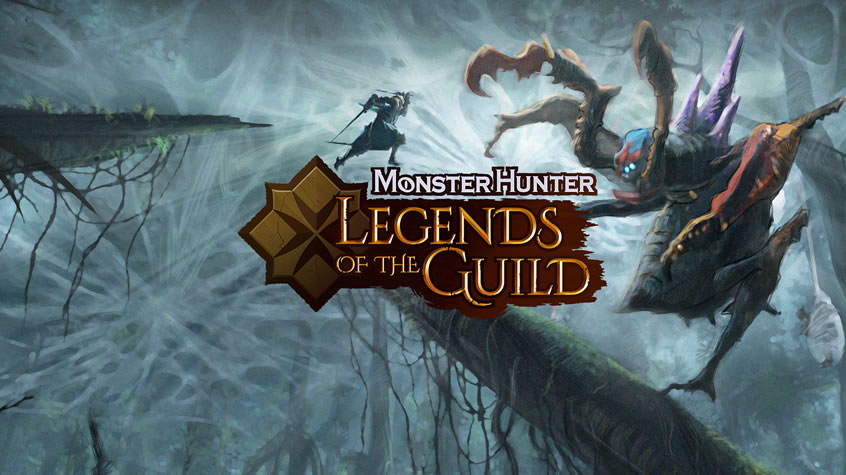Monster Hunter Legends of the Guild 3D Animated Special Announced