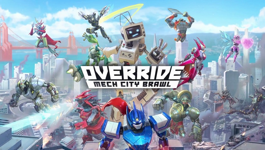 Override: Mech City Brawl Announced for PS4, Xbox One and PC