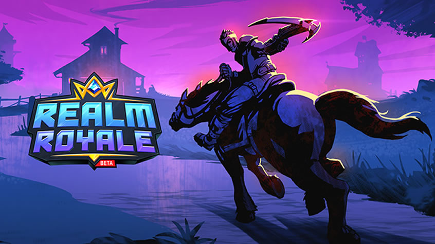 Realm Royale Coming to PS4 and Xbox One, Closed Beta Next Week