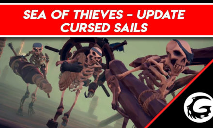 Sea of Thieves – Cursed Sails is Live Tomorrow – Details Inside
