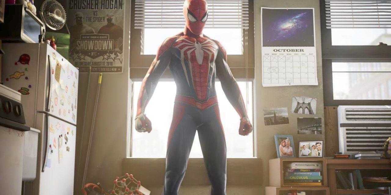 Spiderman – Hands On