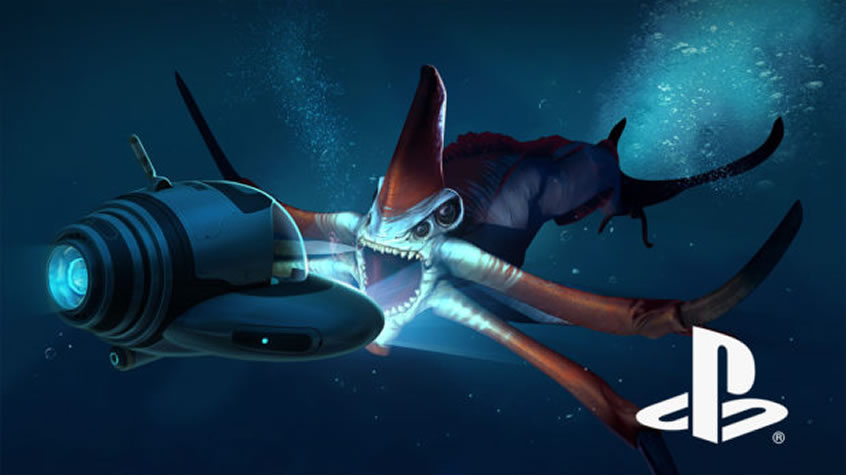 Underwater Survival Game Subnautica Coming to PS4 this Holiday