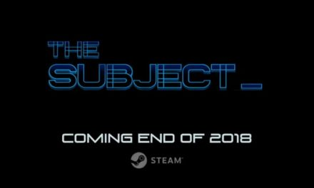 The Subject Coming to Steam Late 2018