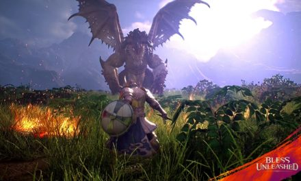 BANDAI NAMCO Releases A Brand New Bless Unleashed Trailer