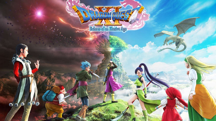 Dragon Quest VIII Costume Available at Launch for All Dragon Quest XI Players