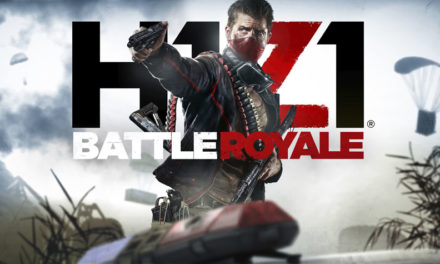 H1Z1: Battle Royale Available Now on PS4