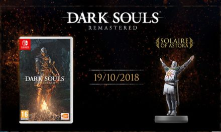 Dark Souls Remastered for Switch + Solaire amiibo Will Launch on October 19