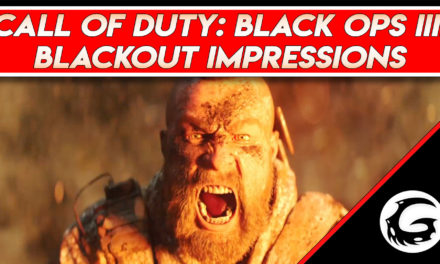 Call of Duty: Black Ops IIII – Blackout Impressions