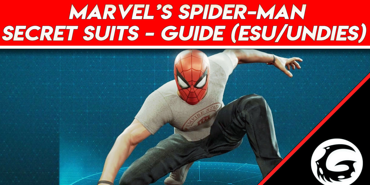 Marvel's Spider-Man: Secret Suits Guide