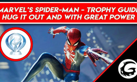 """Spider-Man Trophy Guide: """"With Great Power"""" and """"Hug It Out"""""""