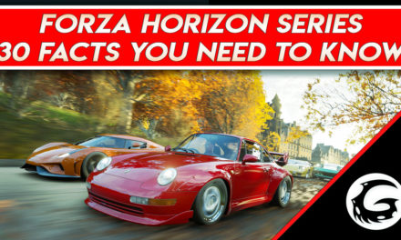 30 Facts About The Forza Horizon Series You Need to Know