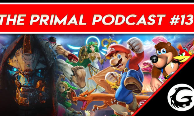 The Primal Podcast #13 – Banjo in Smash, Destiny 3 in Dev, Game Pass on PC and More