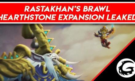 Rastakhan Brawl – New HearthStone Expansion Leaked