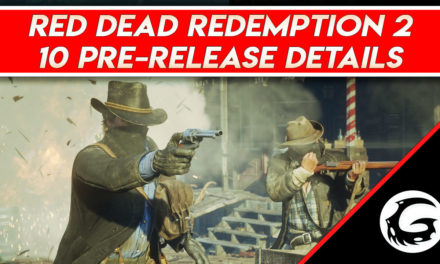 Top 10 Pre-Release Details – Red Dead Redemption 2