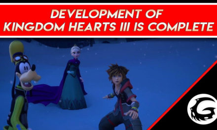 Development of Kingdom Hearts III is Complete