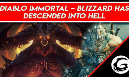Diablo Immortal: Blizzard has Descended Into Depths of Hell