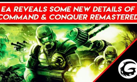 EA reveals some new details of Command & Conquer Remastered