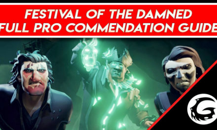 Sea of Thieves – Festival of The Damned Pro Full Guide with All Commendations