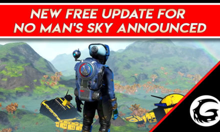 New Free Update for No Man's Sky Announced