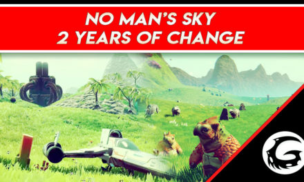 No Man's Sky – Two Years of Change
