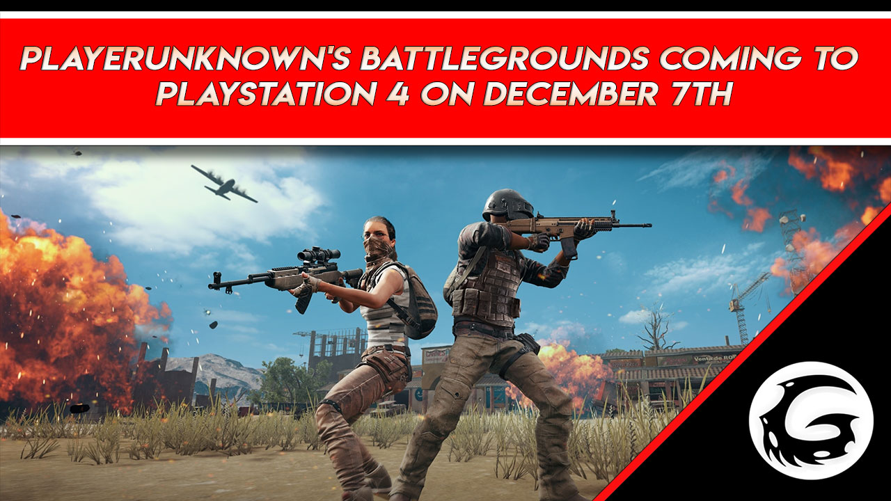 Playerunknown S Battlegrounds Coming To Ps4 Gaming Instincts