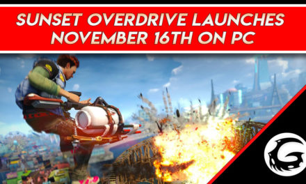 Sunset Overdrive Launches November 16th on PC