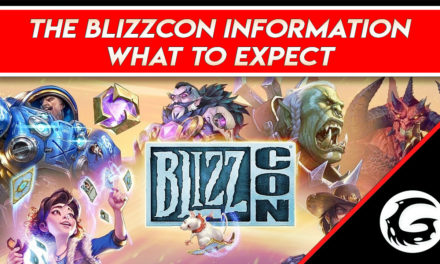 The Blizzcon Informative: What to Expect