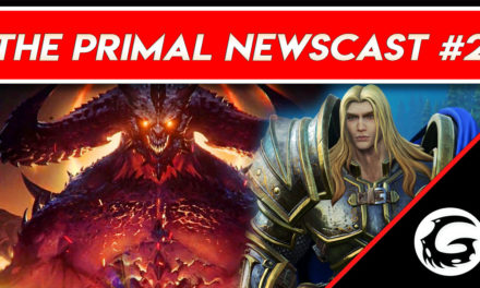 The Primal Newscast – Weekly News Recap Episode #2