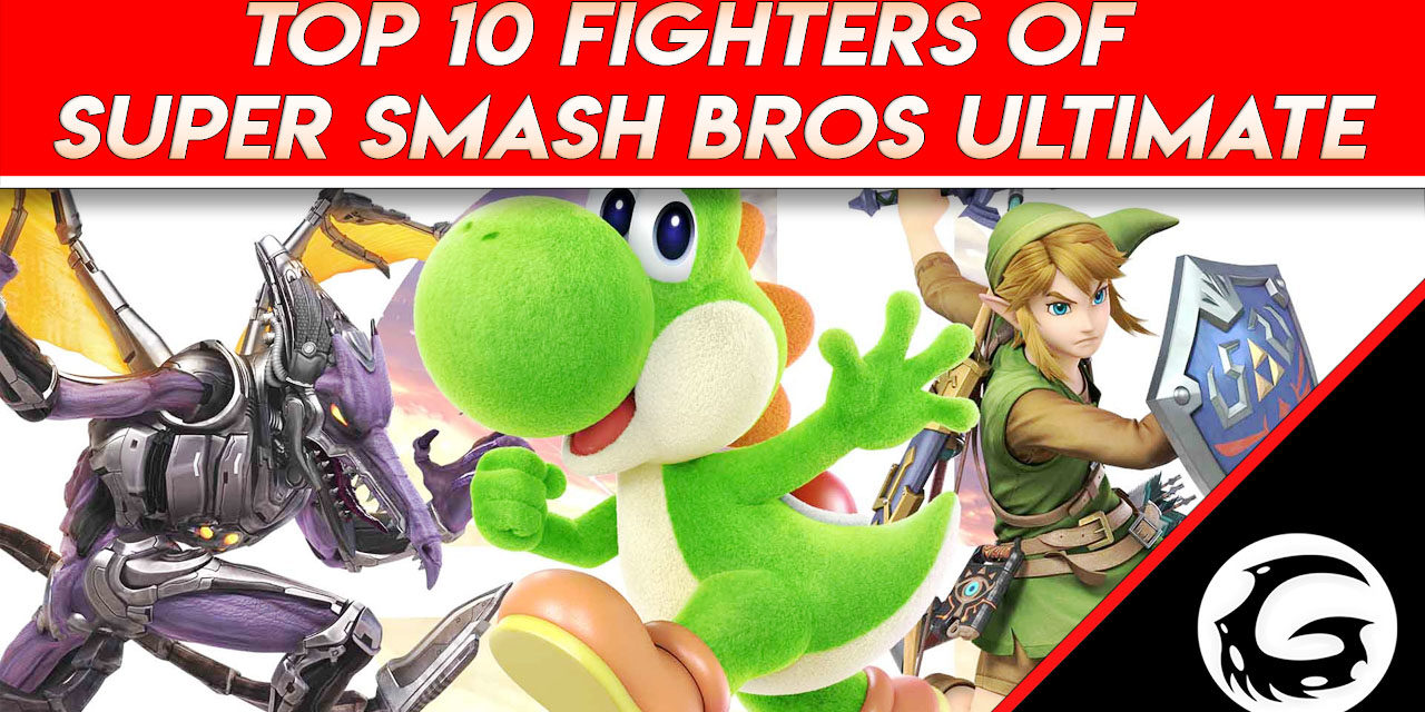 Top 10 Super Smash Bros. Ultimate Characters