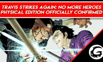 Travis Strikes Again: No More Heroes Physical Edition Officially Confirmed
