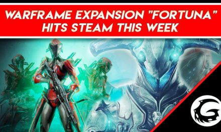 "Warframe expansion ""Fortuna"" hits STEAM this week"