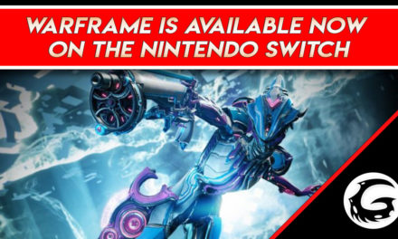 Warframe is Available Now on the Nintendo Switch