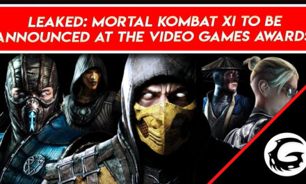 Leaked: Mortal Kombat XI to be Announced at The Video Games Awards
