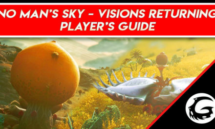 No Man's Sky – Visions Returning Players Guide